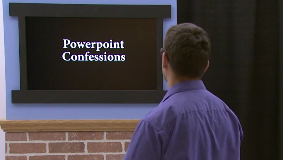power point confessions