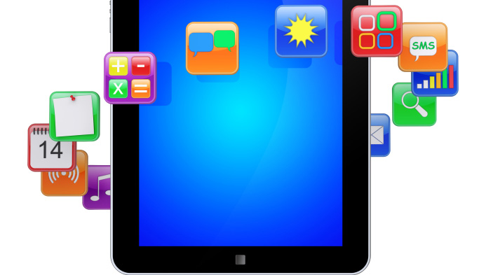 iPad Apps and Workflows